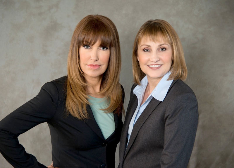 Media Trainers Bella Shaw and Suzanne Spurgeon of Women Media Pros