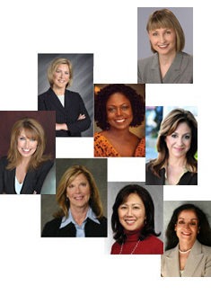Meet the Women Media Pros Team- Suzanne Spurgeon, Sherri Slyvester, Renee Kemp, Diana Yee, Bella Shaw, Claudia McMahon, Yvette Ferbabdez, Rekha Parekh